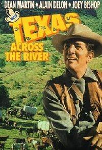 La locandina di Texas oltre il fiume