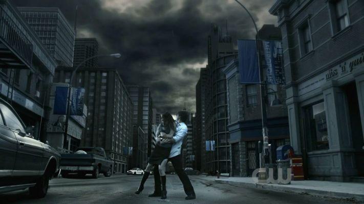 Smallville: una scena dell\'episodio Rabid