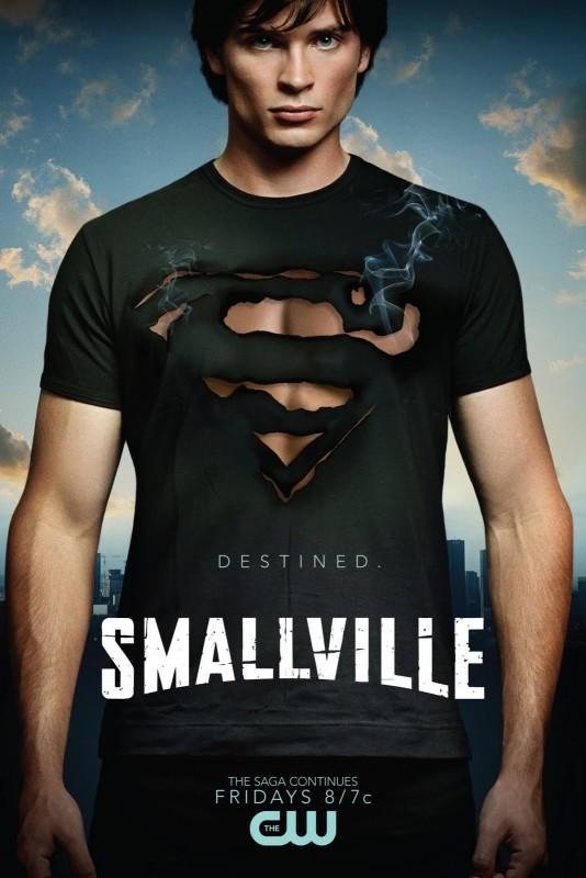 Un nuovo poster della stagione 9 di Smallville