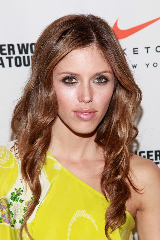 Kayla Ewell all'EA SPORTS Celebration per la visione del 'Tiger Woods PGA TOUR 10' di Wii il 25 Giugno 2009 a New York City