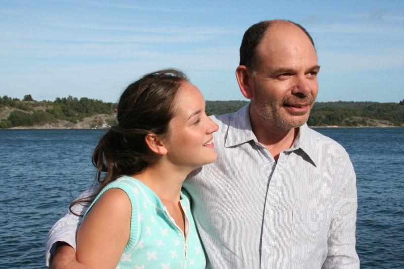 Anaïs Demoustier e Jean-Pierre Darroussin in un'immagine del film Il viaggio di Jeanne