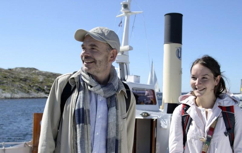 Jean-Pierre Darroussin e Anaïs Demoustier in un'immagine del film Il viaggio di Jeanne