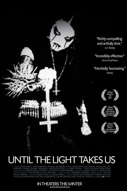 La locandina di Until the Light Takes Us