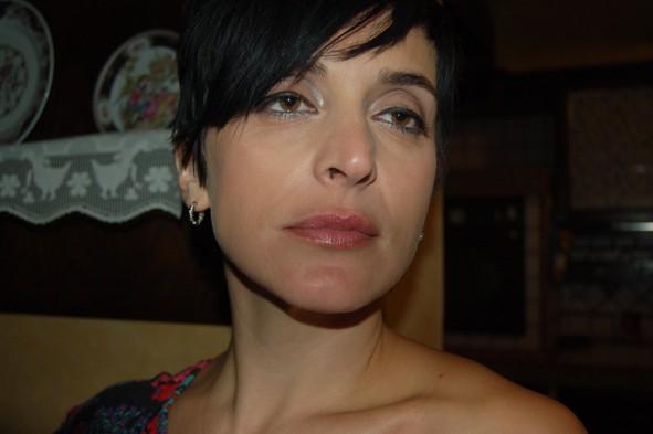 Nela Lucic interpreta Vittoria Dell\'Orto nel film The Fall of Redemption