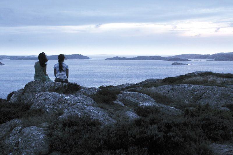Un'immagine del film Il viaggio di Jeanne