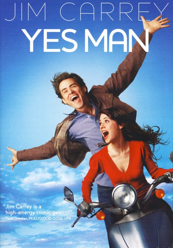 Un poster del film Yes Man