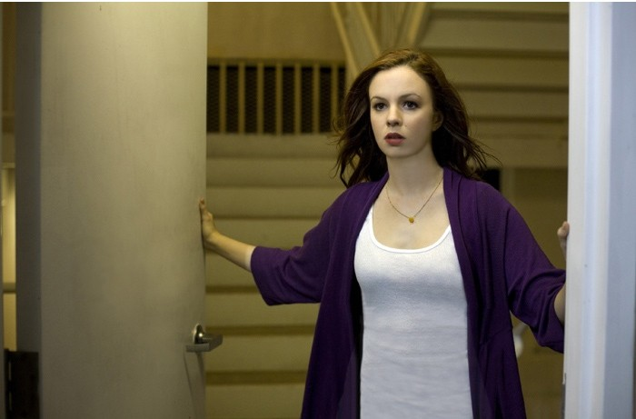 Amber Tamblyn in una immagine del film Un alibi perfetto, di Peter Hyams