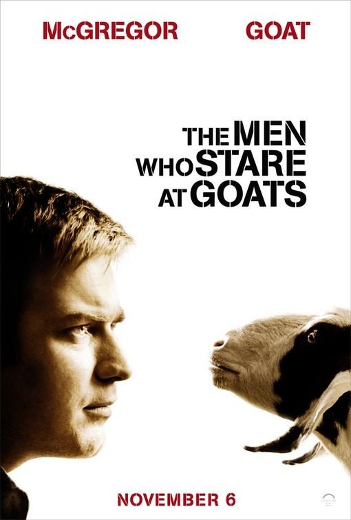 Character Poster per The Men Who Stare at Goats (Ewan McGregor)