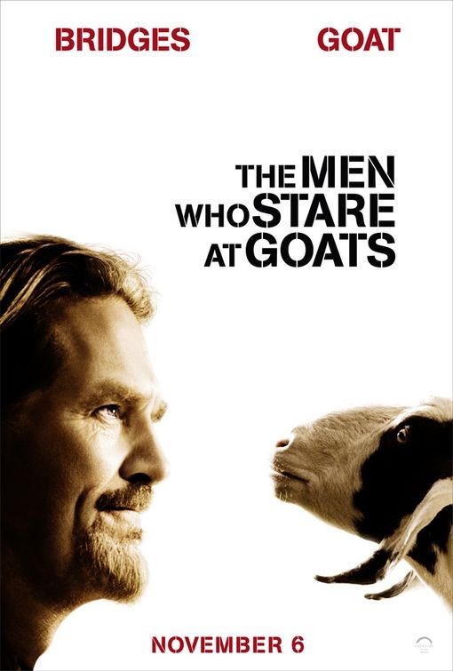 Character Poster per The Men Who Stare at Goats (Jeff Bridges)