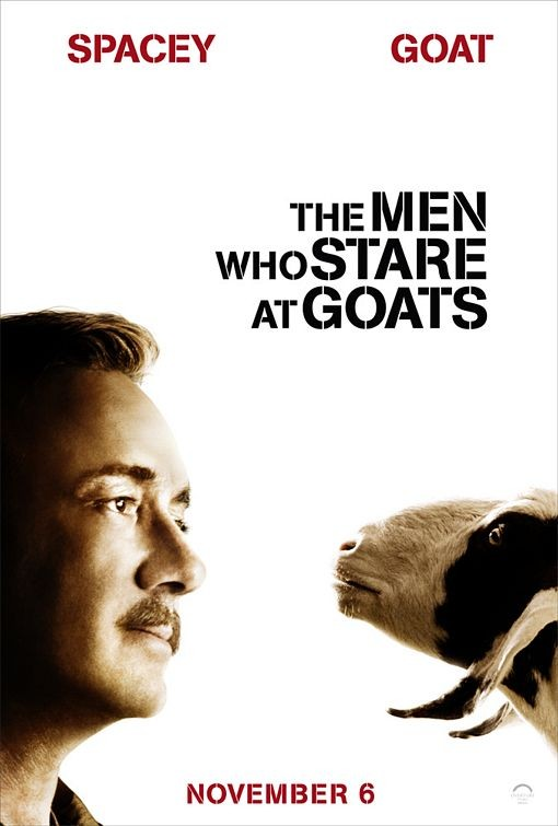 Character Poster per The Men Who Stare at Goats (Kevin Spacey)