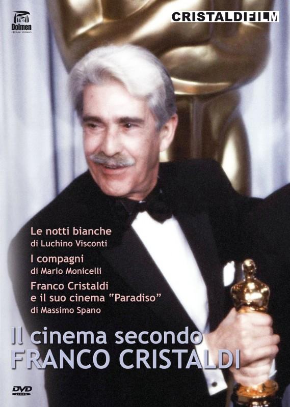 La copertina di Il cinema secondo Franco Cristaldi (dvd)