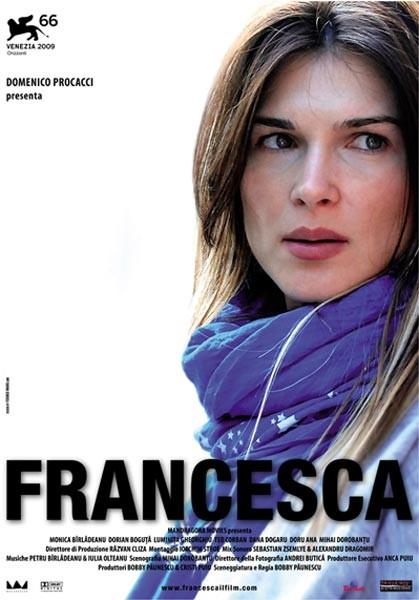 La locandina di Francesca
