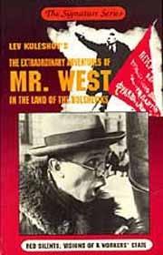 La locandina di Le straordinarie avventure di mr. West nel paese dei bolscevichi