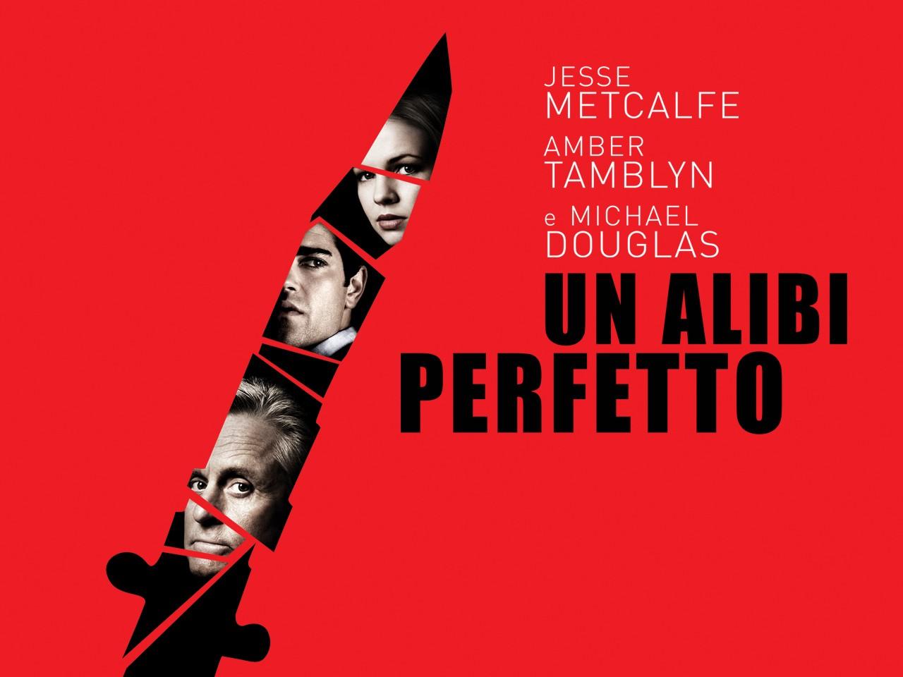 Wallpaper del film Un alibi perfetto (2009)