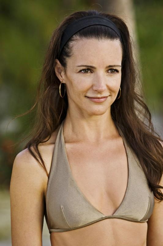 Kristin Davis è tra i protagonisti del film L'isola delle coppie