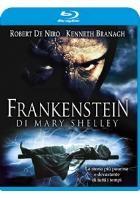 La copertina di Frankenstein di Mary Shelley (blu-ray)