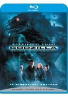 La copertina di Godzilla (blu-ray)