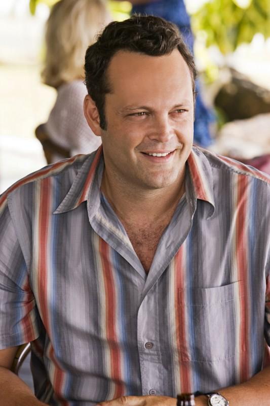 Vince Vaughn è tra i protagonisti del film L'isola delle coppie (Couples Retreat, 2009)