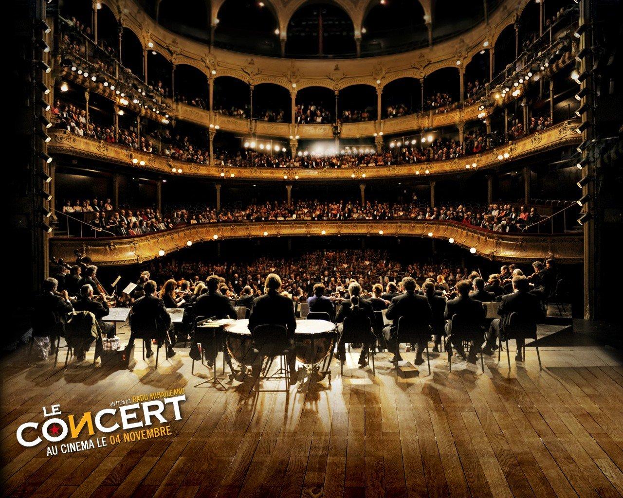 Wallpaper del film Il concerto - 1