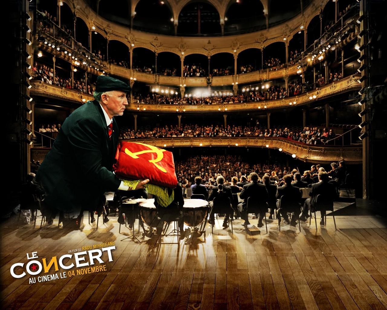 Wallpaper del film Il concerto - 2