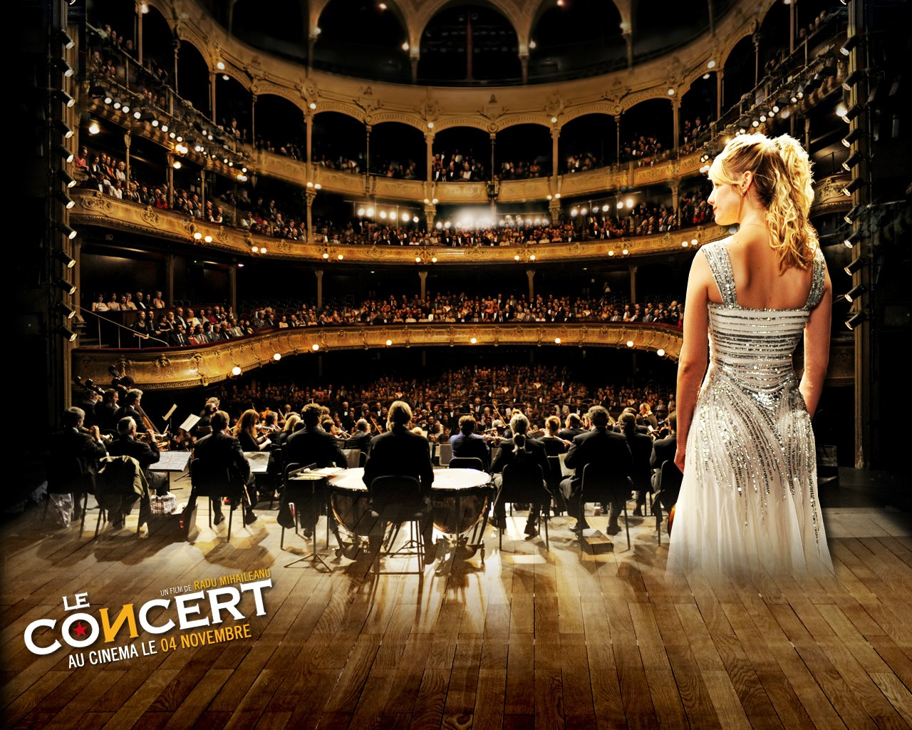 Wallpaper del film Il concerto - 5