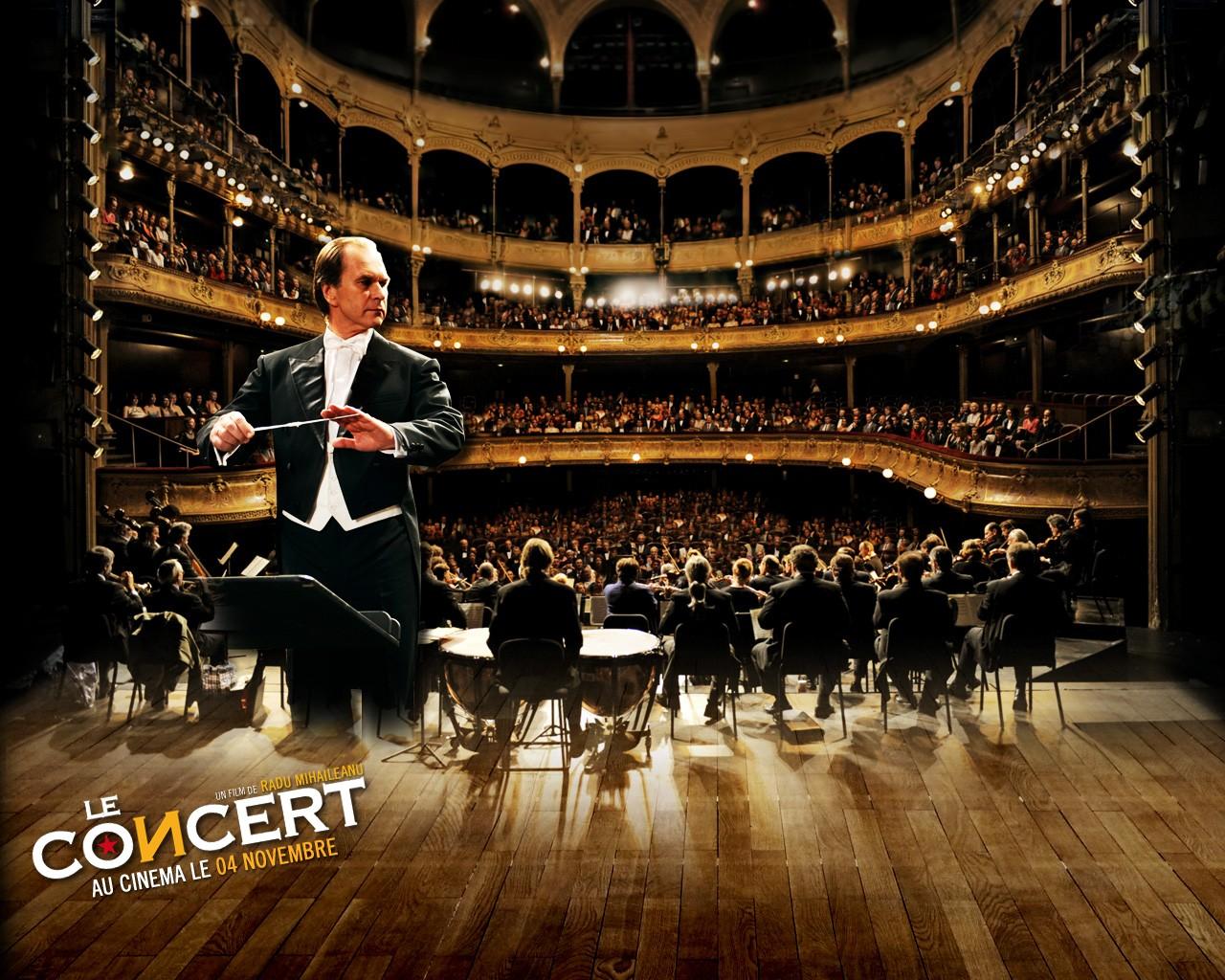 Wallpaper del film Il concerto - 6