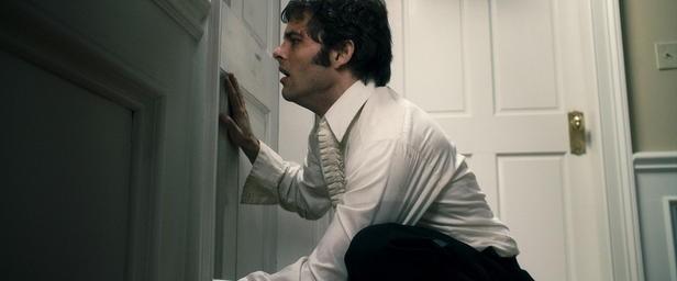 James Marsden in una drammatica scena di The Box, di Richard Kelly