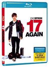 La copertina di 17 Again - Ritorno al liceo (blu-ray)