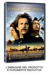 La copertina di Balla coi lupi (dvd)