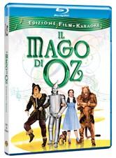 La copertina di Il mago di Oz (blu-ray)