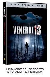 La copertina di Venerdì 13 - Edizione speciale (dvd)