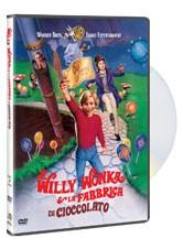 La copertina di Willy Wonka e la fabbrica di cioccolato (dvd)