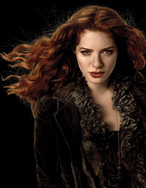 Victoria (Rachelle Lefevre) in una foto promo per il film Twilight Saga: New Moon