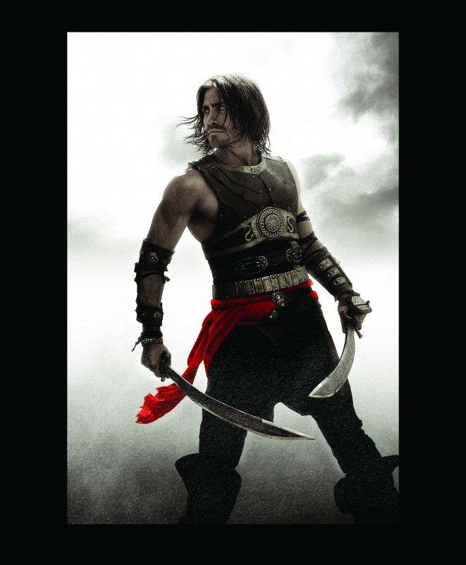 Jake Gyllenhaal in una immagine promo di Prince of Persia: Sands of Time