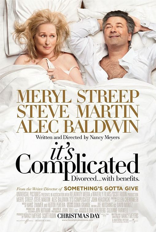 Nuovo poster USA per It's Complicated