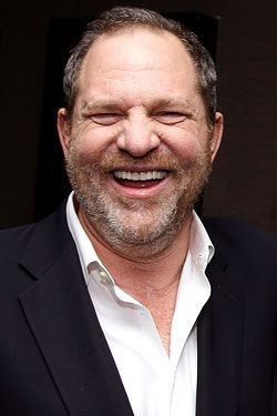 Una foto di Harvey Weinstein