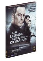 La copertina di La legge del crimine (dvd)