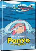 La copertina di Ponyo sulla scogliera (dvd)