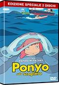 La copertina di Ponyo sulla scogliera - Edizione speciale (dvd)