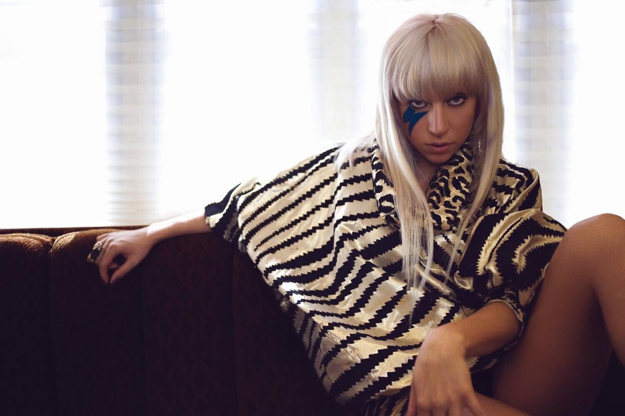 Un walpaper di Lady GaGa