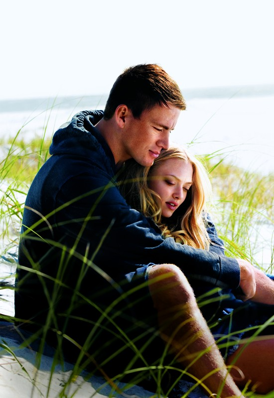 Channing Tatum e Amanda Seyfried in un'immagine promo per Dear John