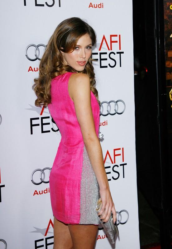 L'attrice emergente Kayla Ewell all'AFI Fest 2009