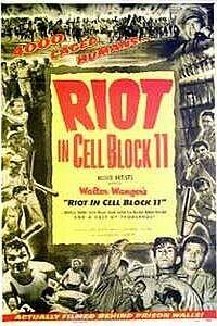 La locandina di Rivolta al blocco 11