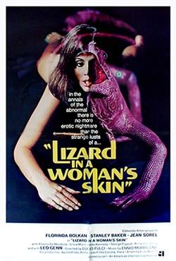 Locandina del film Una lucertola con la pelle di donna ( 1971 )