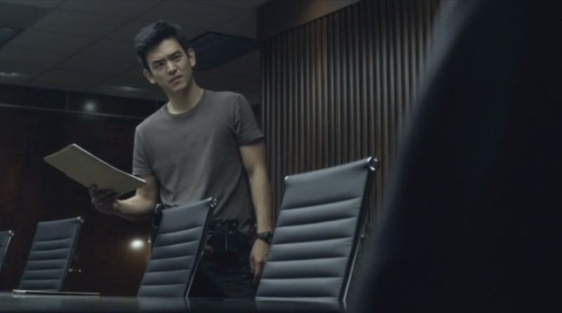 FlashForward: John Cho nell'episodio The Gift