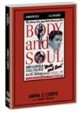 La copertina di Amica e corpo (dvd)