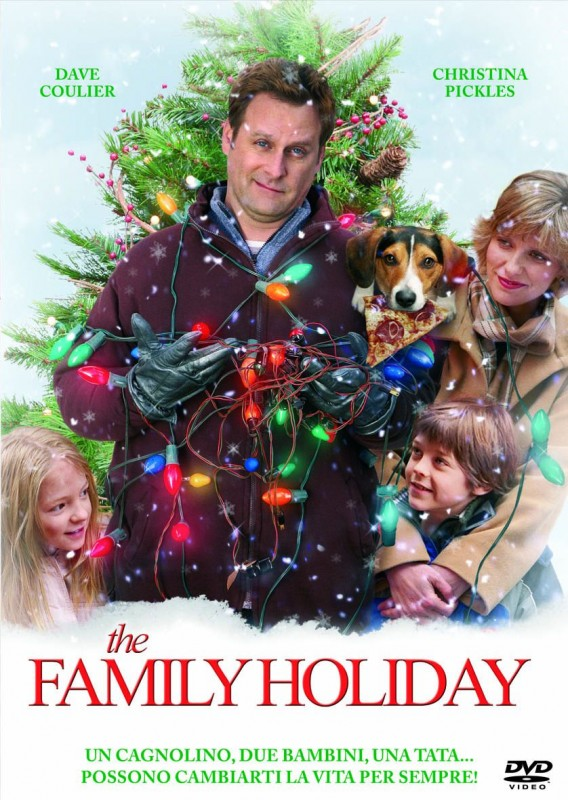 La copertina di The Family Holiday (dvd)