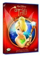 La copertina di Trilli e il tesoro perduto (dvd)