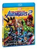 La copertina di Ultimate Avengers 2 (blu-ray)