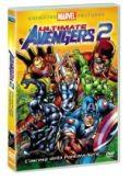 La copertina di Ultimate Avengers 2 (dvd)